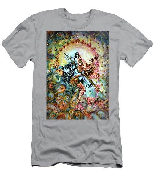 Shiva Shakti Men's T-Shirt (Athletic Fit)