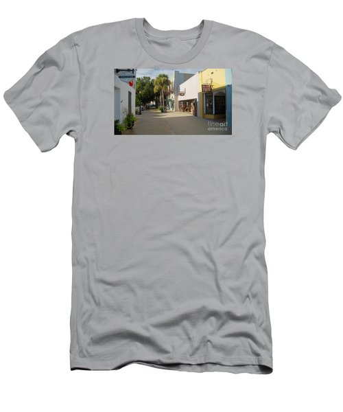 Shops On St George Street  Men's T-Shirt (Athletic Fit)