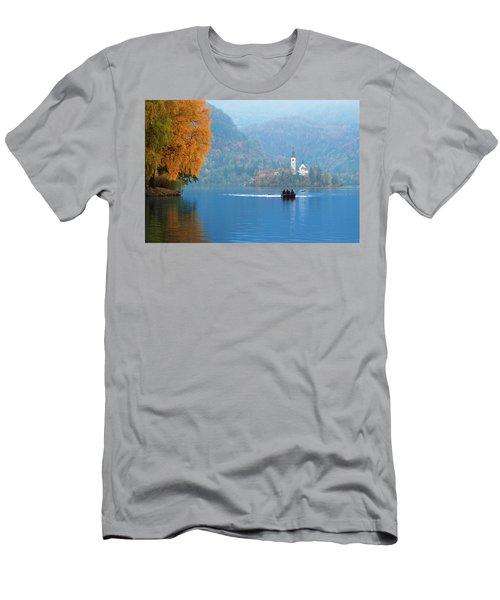 Shorewards Men's T-Shirt (Athletic Fit)