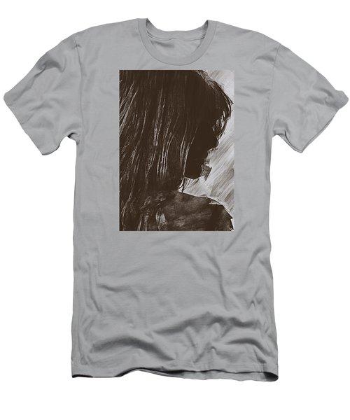 Sienna Men's T-Shirt (Slim Fit) by Galen Valle
