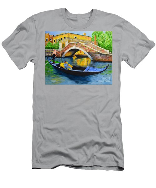 Sightseeing Men's T-Shirt (Athletic Fit)