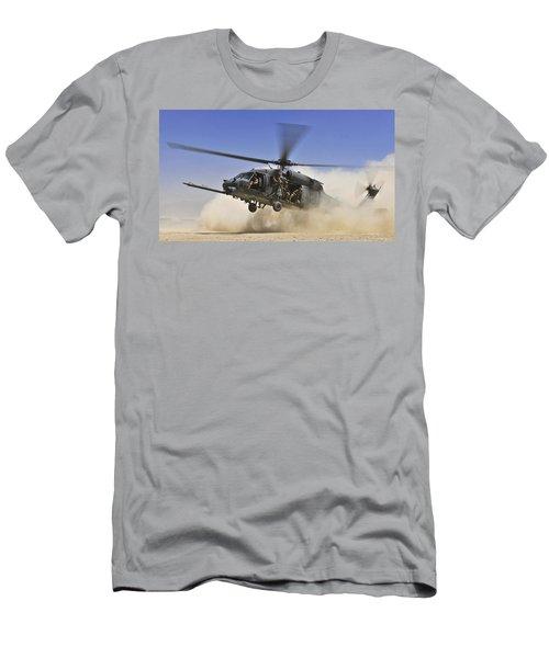 Sikorsky Hh-60 Pave Hawk Men's T-Shirt (Athletic Fit)