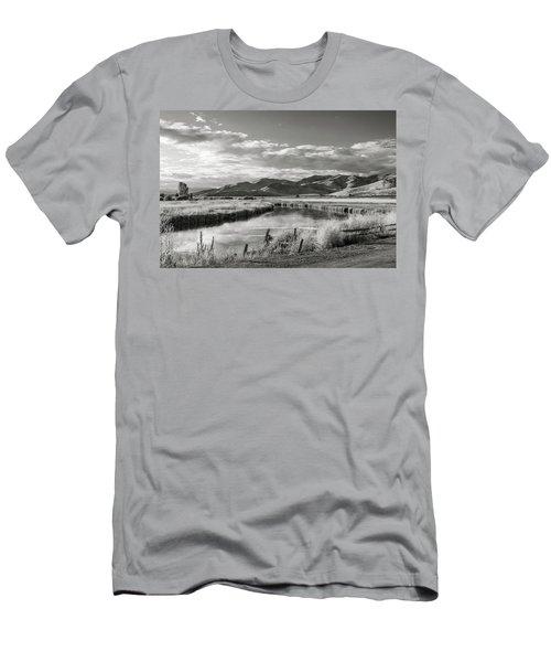 Silver Creek Men's T-Shirt (Athletic Fit)