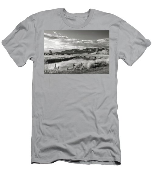 Silver Creek Men's T-Shirt (Athletic Fit)