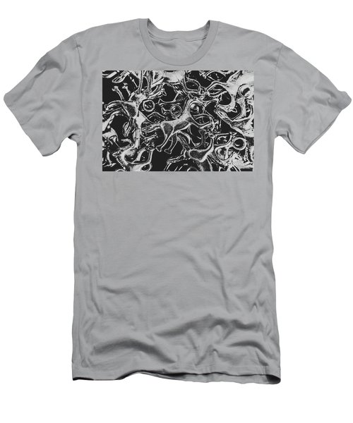 Silver Cup Men's T-Shirt (Athletic Fit)