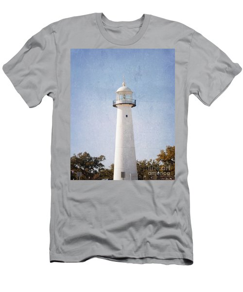 Simply Lighthouse Men's T-Shirt (Athletic Fit)