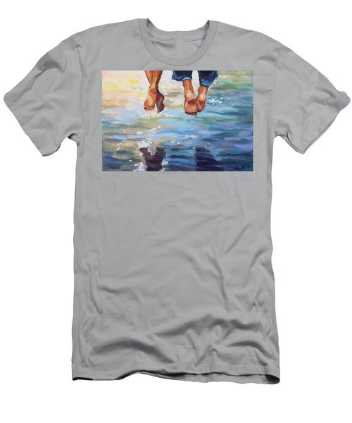 Simply Together Men's T-Shirt (Athletic Fit)