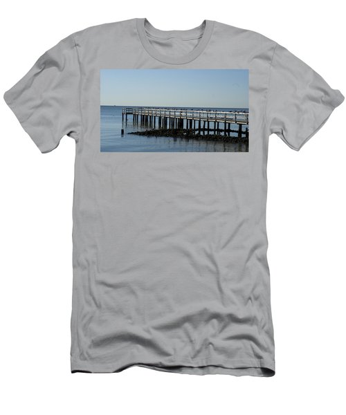 Sittin' On The Dock By The Bay Men's T-Shirt (Athletic Fit)