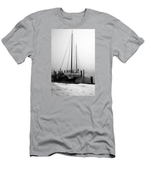 Skipjack Bnw Men's T-Shirt (Athletic Fit)