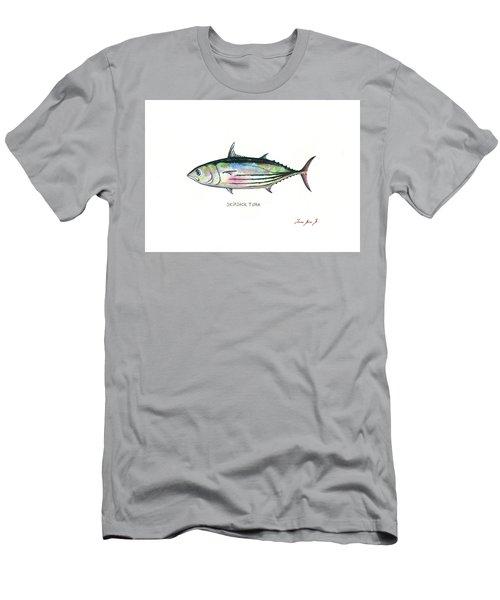 Skipjack Tuna Men's T-Shirt (Athletic Fit)