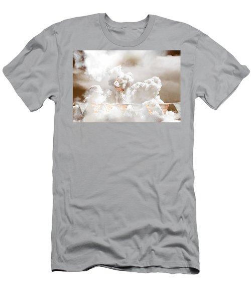 Sky Dance Men's T-Shirt (Athletic Fit)