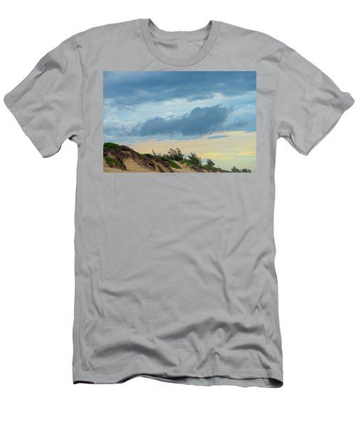 Sky Over Maceneta Beach Mozambique Men's T-Shirt (Athletic Fit)