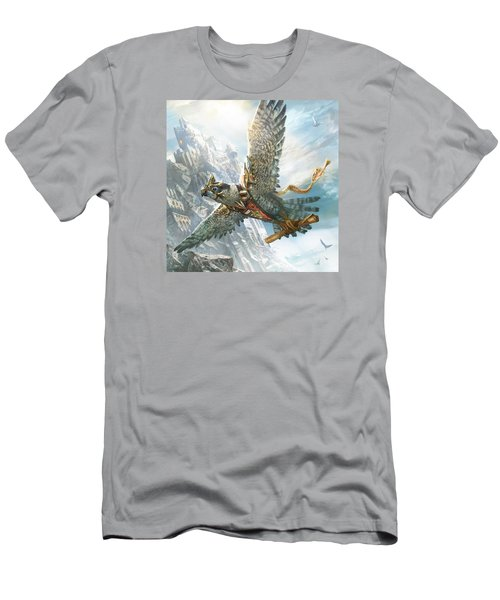 Skyswift Herald Men's T-Shirt (Athletic Fit)