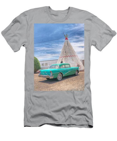 Sleep In A Wigwam Men's T-Shirt (Athletic Fit)