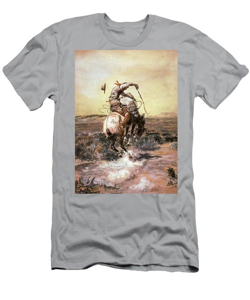Slick Rider Men's T-Shirt (Athletic Fit)
