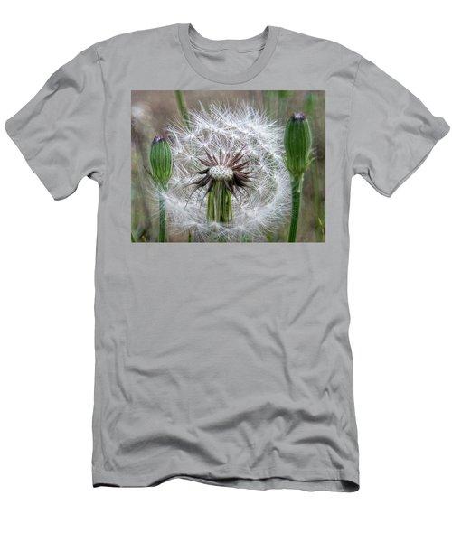 Slight Breeze Men's T-Shirt (Athletic Fit)