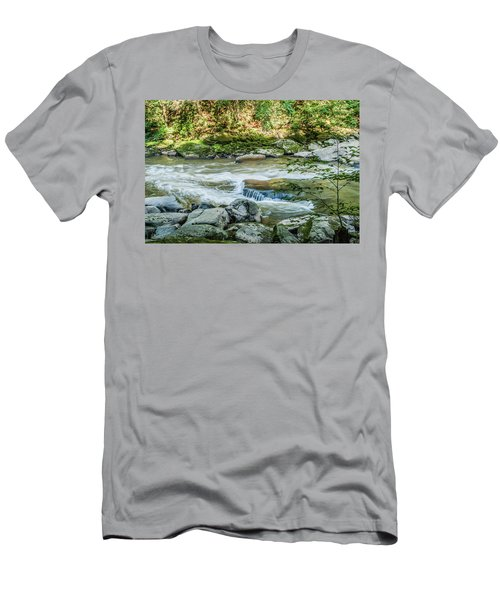 Slippery Rock Gorge - 1914 Men's T-Shirt (Athletic Fit)