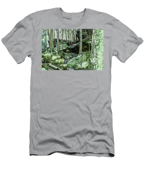 Slippery Rock Gorge - 1933 Men's T-Shirt (Athletic Fit)