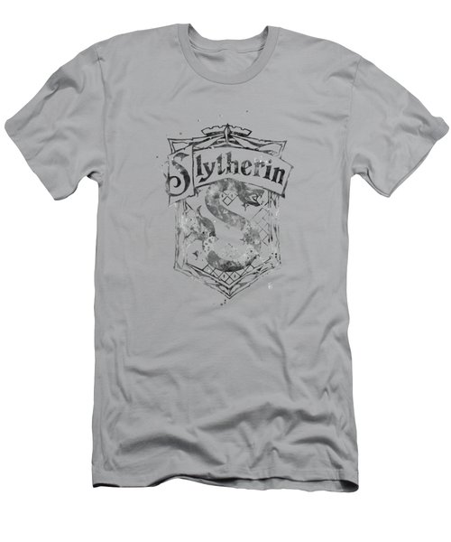 Slytherin Men's T-Shirt (Athletic Fit)