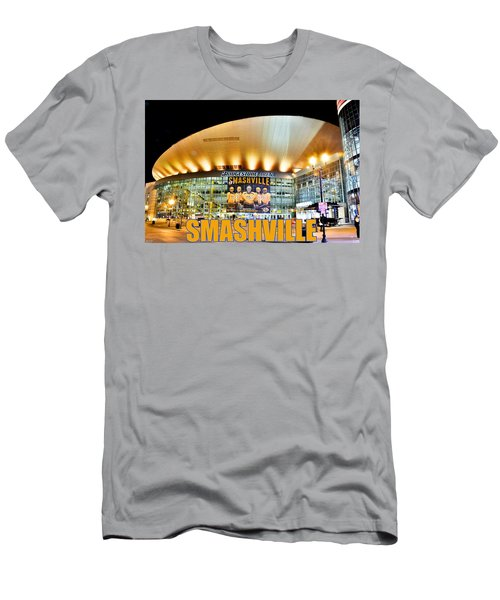 Smashville Men's T-Shirt (Athletic Fit)