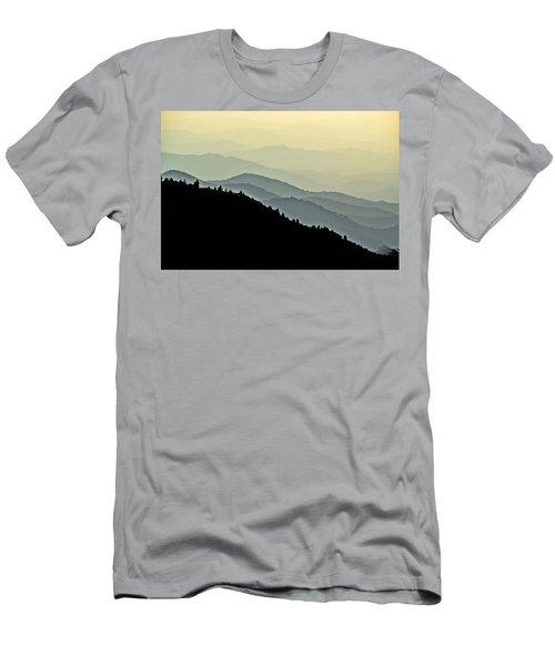 Smokies Men's T-Shirt (Athletic Fit)