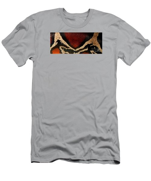Snake's Scales Men's T-Shirt (Slim Fit) by KD Johnson