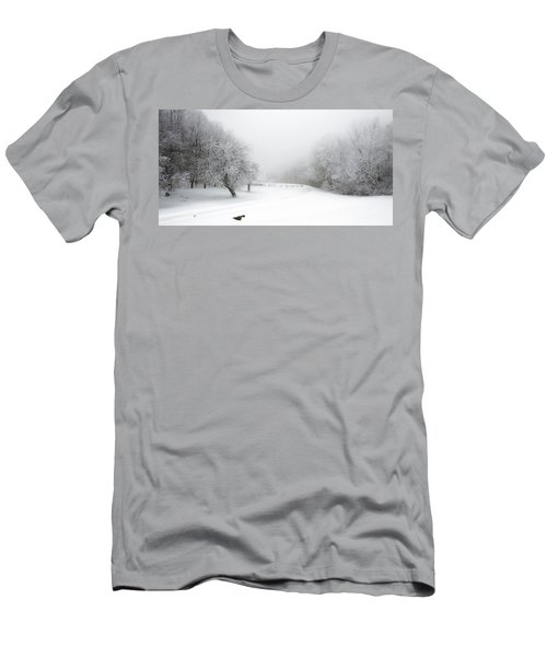Snow Bound 2014 Men's T-Shirt (Athletic Fit)