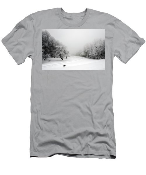 Snow Bound Men's T-Shirt (Athletic Fit)