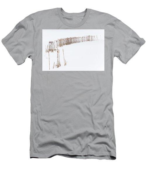 Snowfield 2 - Men's T-Shirt (Athletic Fit)