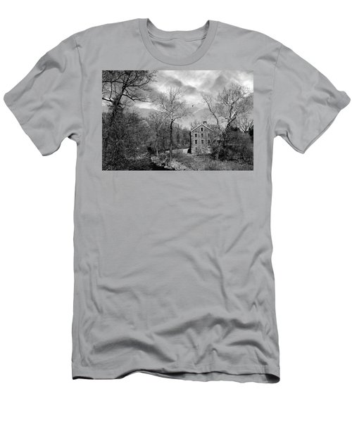 Men's T-Shirt (Slim Fit) featuring the photograph Snuff by Diana Angstadt
