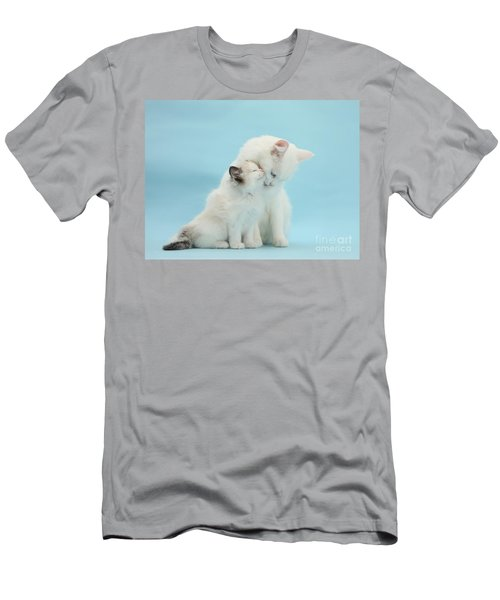 Snuggle Up With Mother Men's T-Shirt (Athletic Fit)