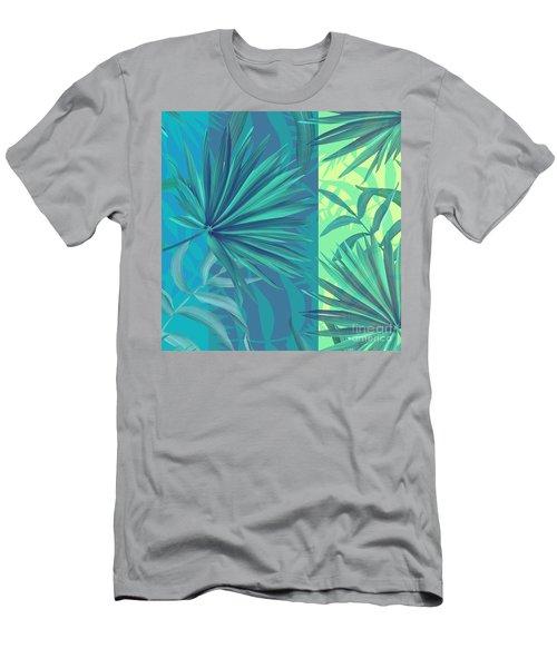 Soft Tropic  Men's T-Shirt (Athletic Fit)