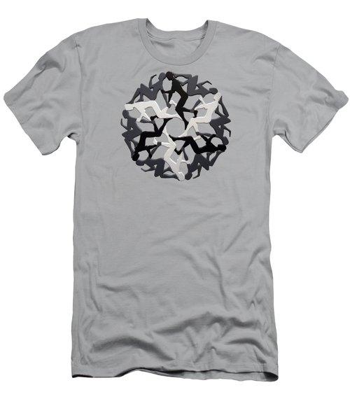 Sol 6 Men's T-Shirt (Athletic Fit)