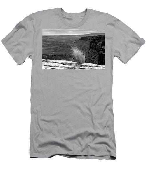 Solitude Men's T-Shirt (Slim Fit) by Alex Galkin