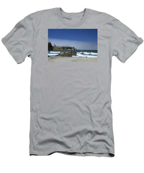 Men's T-Shirt (Slim Fit) featuring the photograph Solitude by Tom Kelly