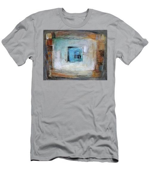 Solo Men's T-Shirt (Slim Fit) by Behzad Sohrabi
