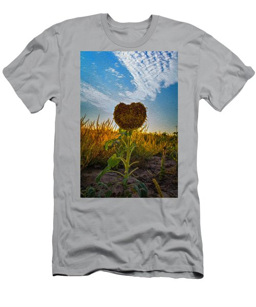Some Flower Men's T-Shirt (Athletic Fit)