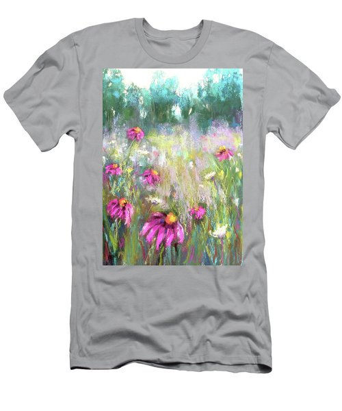 Song Of The Flowers Men's T-Shirt (Athletic Fit)