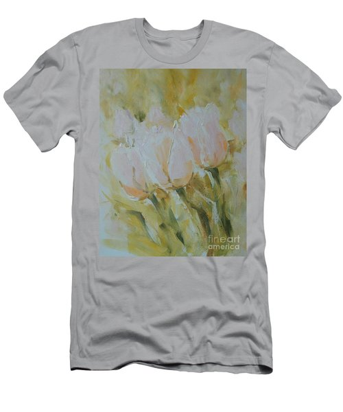 Sonnet To Tulips Men's T-Shirt (Athletic Fit)