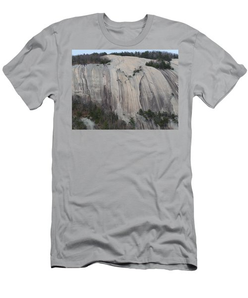 South Face - Stone Mountain Men's T-Shirt (Athletic Fit)