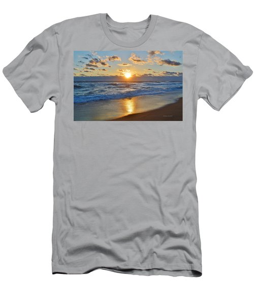 Southern Shores 10/18/15 Men's T-Shirt (Athletic Fit)