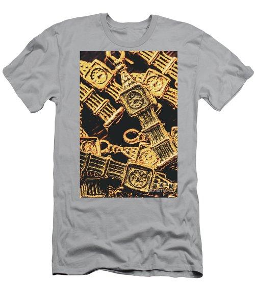 Souveniring Great Britain Men's T-Shirt (Athletic Fit)