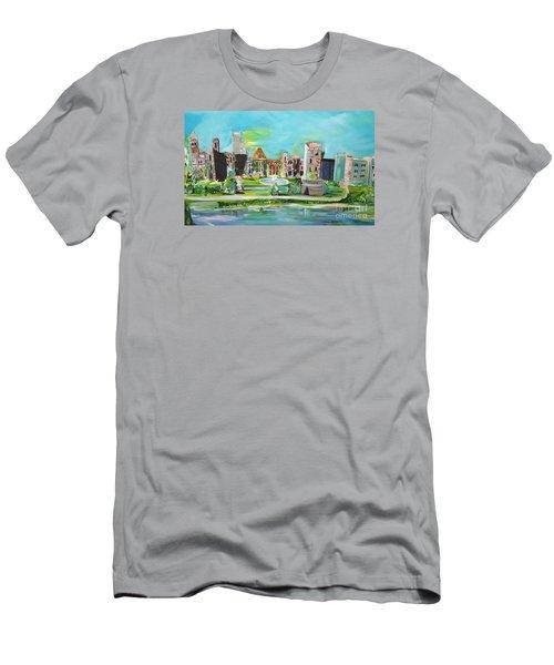 Spellbound Bv Ashford Castle Men's T-Shirt (Athletic Fit)