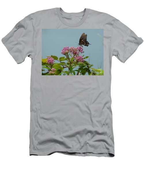 Spicebush Butterfly Men's T-Shirt (Athletic Fit)