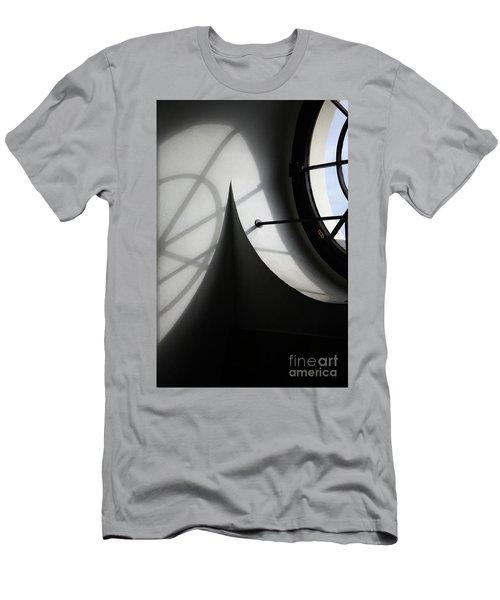 Spiral Window Men's T-Shirt (Slim Fit) by Ana Mireles