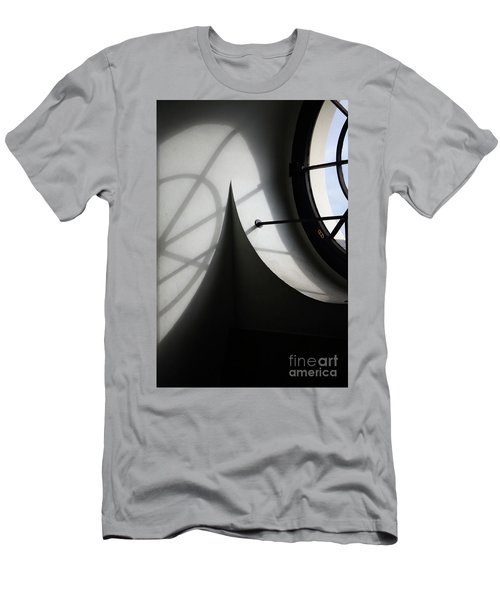 Spiral Window Men's T-Shirt (Athletic Fit)