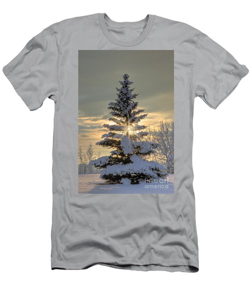 Spirit Tree Men's T-Shirt (Athletic Fit)