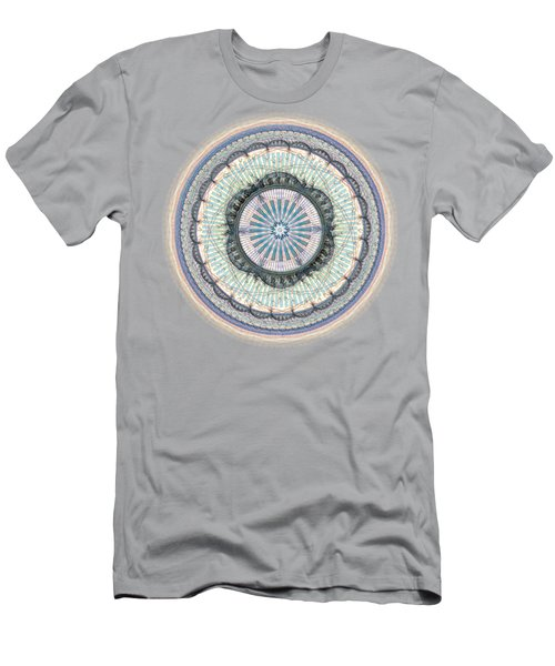 Spiritual Growth Men's T-Shirt (Athletic Fit)