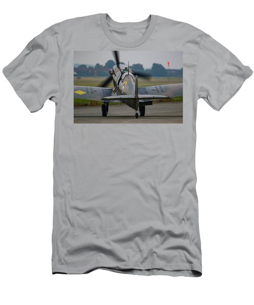 Spitfire Start Up Men's T-Shirt (Athletic Fit)