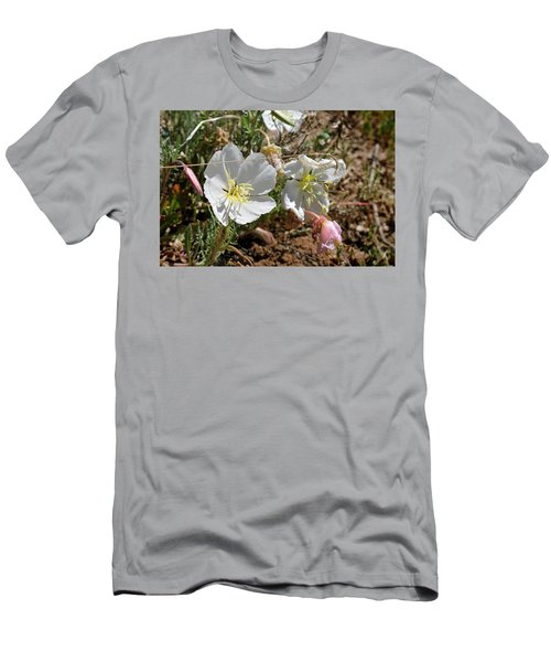 Men's T-Shirt (Athletic Fit) featuring the photograph Spring At Last by Ron Cline